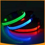 Светящийся ошейник PEt5200 все цвета и размеры
