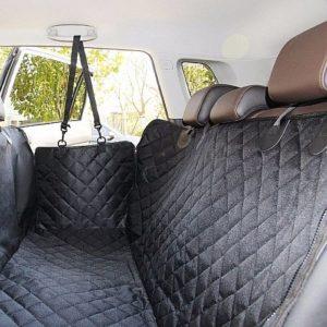 Автогамак для перевозки собак в автомобили - общий вид
