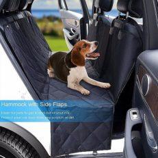 Автогамак с бортами для собак Премиум