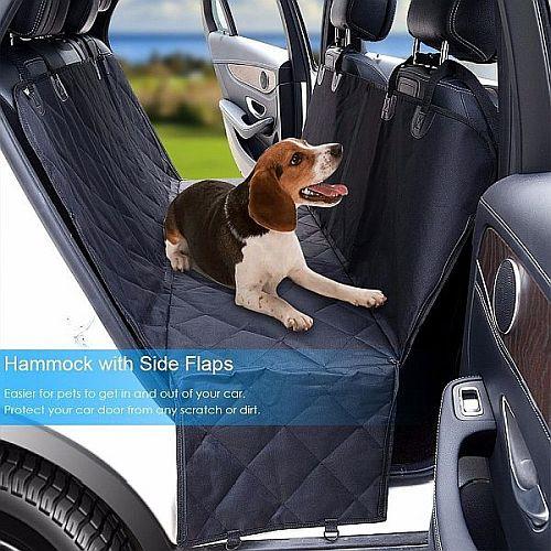 Гамак для перевозки собак в автомобили - вариант 2