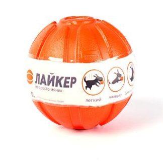 LIKER Мячик Лайкер, оранжевый/18 Мячик