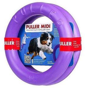 PULLER Тренировочный снаряд для животных фиолетовый