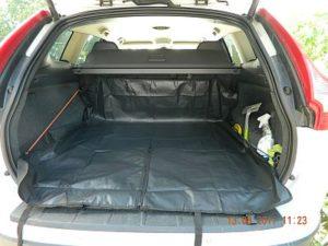Автогамак для перевозки собак в автомобиле