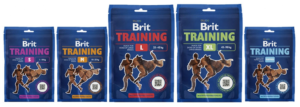 Brit Training Tips дрессировочные снэки для собак
