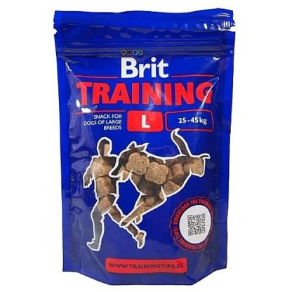 Brit Training L дрессировочные снеки для собак крупных пород