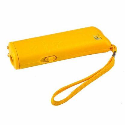 Отпугиватели собак 3 в 1 Дрессировочное устройство и фонарик