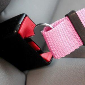 Поводок безопасности для собак в машине фиксация