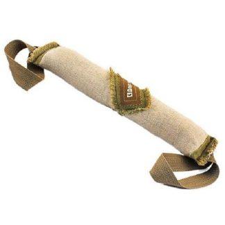 Игрушка для собак Тягалка-аппорт 35см 100% хлопок