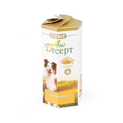 Печенье TitBit с курицей