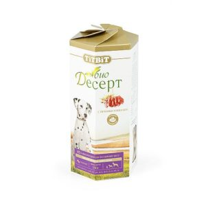 Печенье TitBit с говяжей печенью