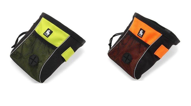 Сумочка для лакомств и дрессировки, два цвета. Truelove