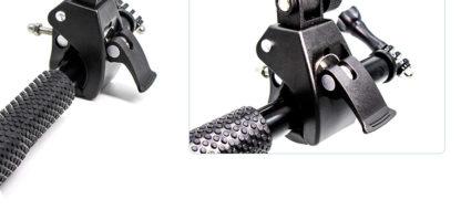 Быстрый зажим для крепления камеры GoPro Hero для велосипеда установка