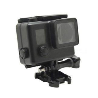 Водонепроницаемый черный корпус для GoPro Hero