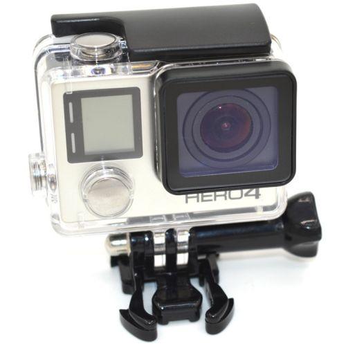 Водонепроницаемый корпус для GoPro Hero общий вид