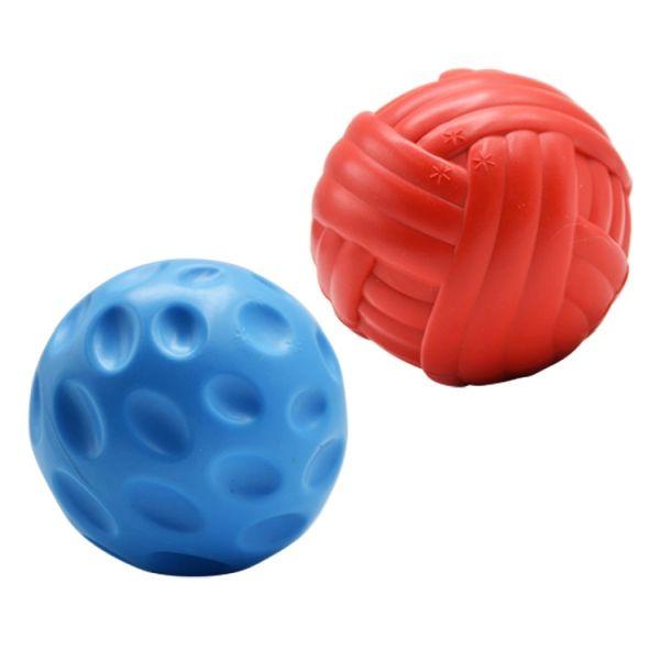 Плавающий мячик для собак