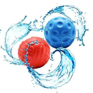 Плавающий мячик для собак разные цвета