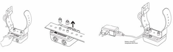 Антилай ошейник WT743 на вибрацию связок собаки схема