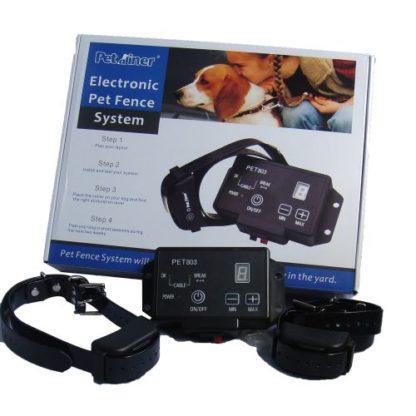Электронный забор для собак Pet 803 заряжаемый