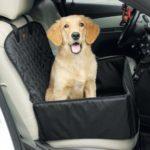 Автогамак для перевозки собак на переднее сиденье