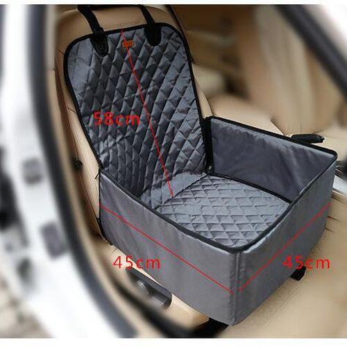 Автогамак для перевозки собак на переднее сиденье размеры
