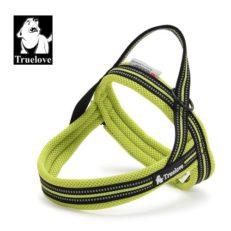 Шлейка для собак прогулочная с подкладкой Truelove.
