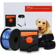 Электронный забор для собак TP 16 периметр 300 метров