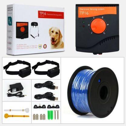 Электронный забор или электронная изгородь для собак TP 16