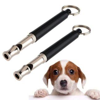 Свисток ультразвуковой для дрессировки и подзыва собак металлический