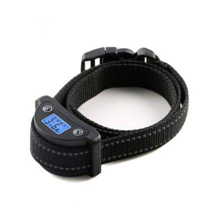 Ошейник антилай для маленьких собак с дисплеем B-240