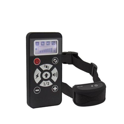 Электронный ошейник для дрессировки с функцией антилая B180