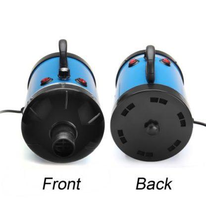 Фен компрессор для сушки собак Внешний вид 2