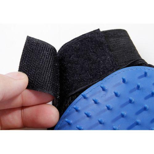 Силиконовая перчатка для мойки и вычесывания собак размеры крепление