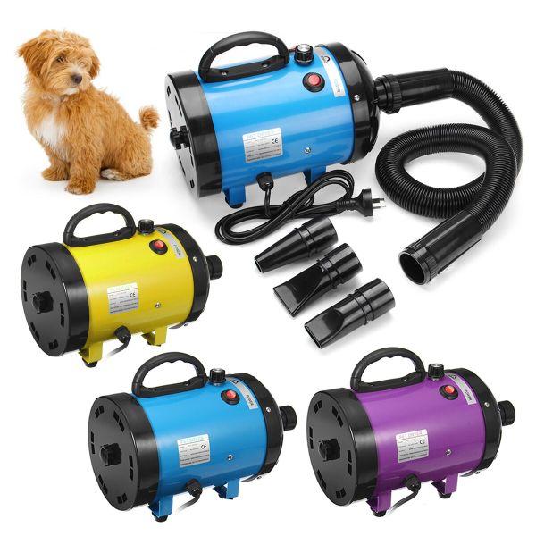 Фен компрессор для сушки собак