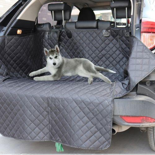 Автогамак в багажник с высокими бортами