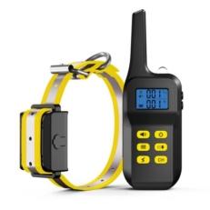 Ошейник для дрессировки собак T720 с функцией антилай