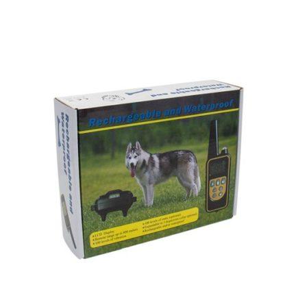 Дрессировочный ошейник для собак T430 упаковка