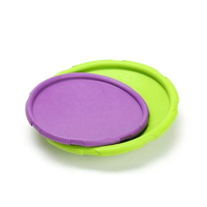 Летающая тарелка для собак Dog-soar скругленные края
