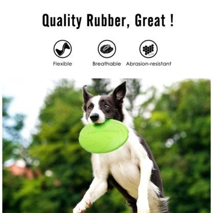 Летающая тарелка для собак Dog-soar качественный материал