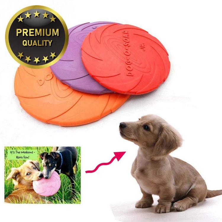 Летающая тарелка для собак Dog-soar премиум качество