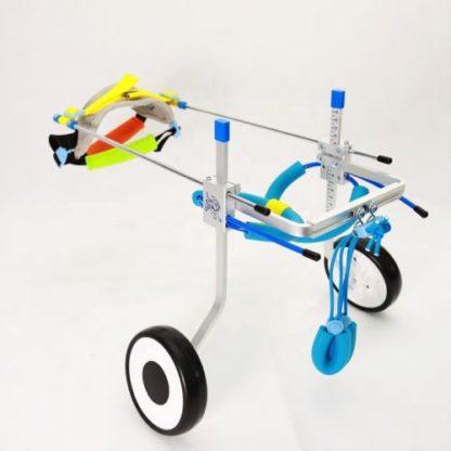 Инвалидная коляска для собак регулируемая вид 4
