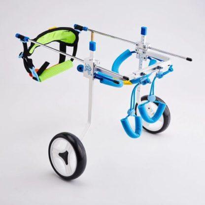 Инвалидная коляска для собак регулируемая вид 2