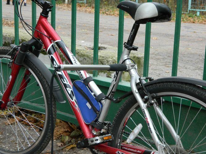 Велоспрингер в сборе