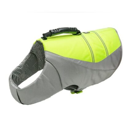 спасательный жилет для собак зеленый