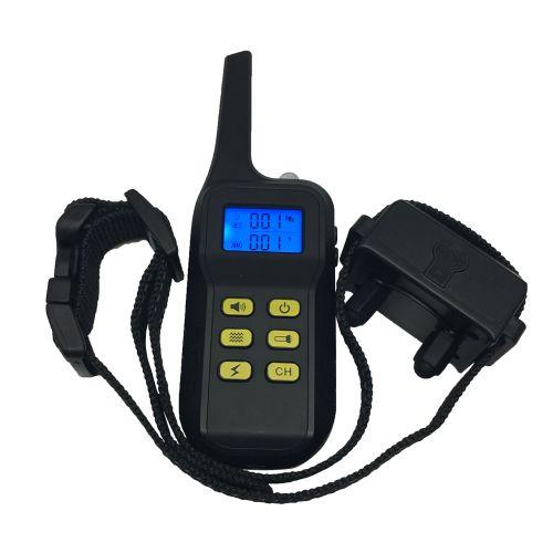 Электроошейник для дрессировки собак T720 с антилаем в комплекте