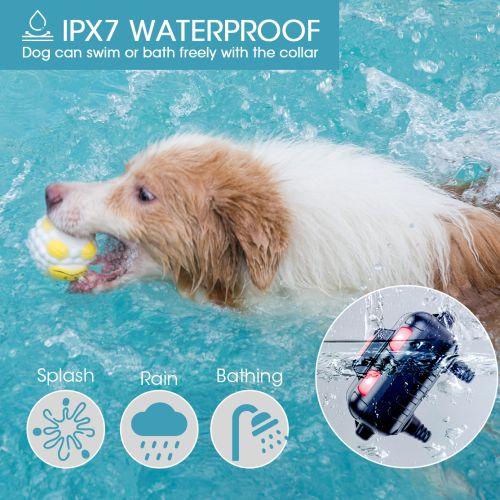 Электроошейник для собак T502 защита от воды ipx7